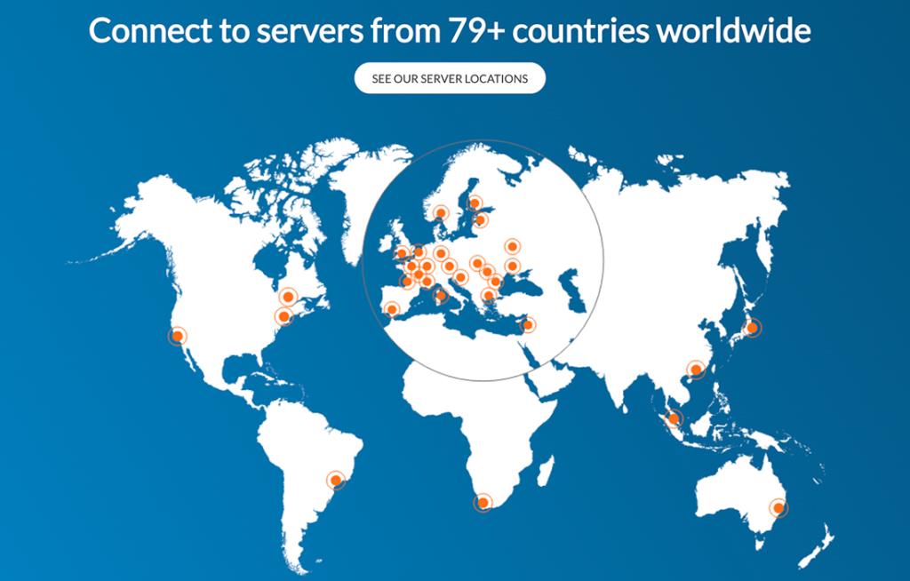 Zenmate VPN servers